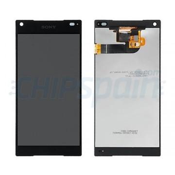Pantalla Sony Xperia Z5 Compact E5823 Completa Negro