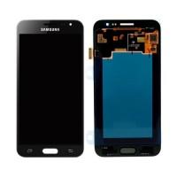 Ecrã Tátil Completo Samsung Galaxy J3 2016 J320 Preto