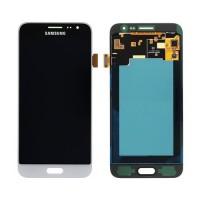Ecrã Tátil Completo Samsung Galaxy J3 2016 J320 Branco