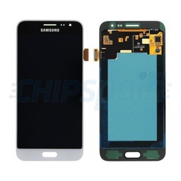 Full Screen Samsung Galaxy J3 2016 J320 TFT White