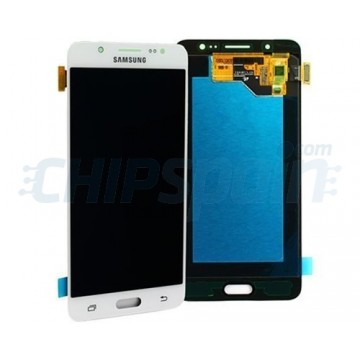Full Screen Samsung Galaxy J5 2016 J510 TFT White