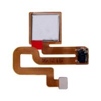 Botón Home Completo con Flex Xiaomi Redmi Note 3 Plata