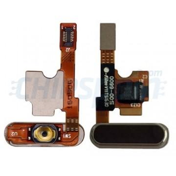 Full Home Button Flex Xiaomi Mi 5 Black