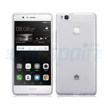 Double Cover Huawei P9 Lite Ultra-fine silicone Transparent