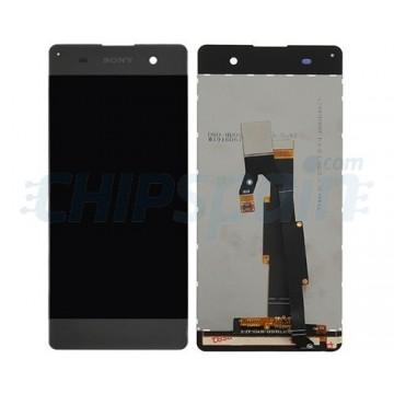Ecrã Tátil Completo Sony Xperia XA F3111 F3113 F3115 Preto