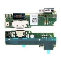 Placa con Conector Carga Micro USB y Micrófono Sony Xperia XA F3111 F3113 F3115
