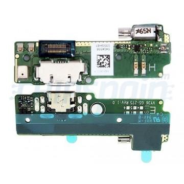 Placa con Conector Carga Micro USB y Micrófono Sony Xperia XA