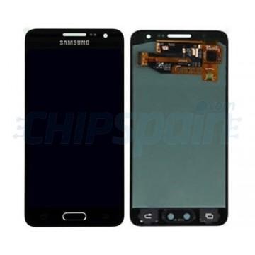 Pantalla Completa Samsung Galaxy A3 A300 Negro