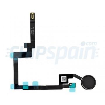 Botón Home Completo con Flex iPad Mini 3 Negro