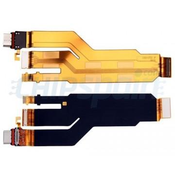 Carregar o Flex Conector Micro USB Sony Xperia XZ F8331 F8332