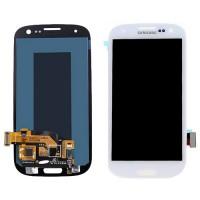Tela Cheia Samsung Galaxy S3 i9300 Branco