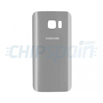 Back Cover Battery Samsung Galaxy S7 Edge G935F Silver