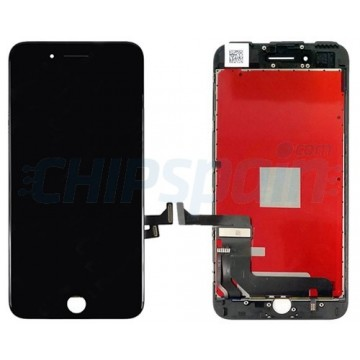 LCD Screen + Touch Screen Digitizer Assembly iPhone 7 Plus Black ...