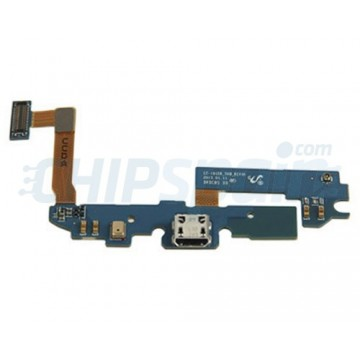 Charging Port and Microphone Ribbon Flex Cable Samsung Galaxy Grand i9128