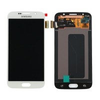 LCD Screen + Touch Screen Digitizer Assembly Samsung Galaxy S6 G920F White