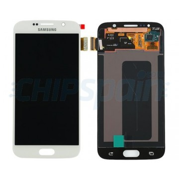 Pantalla Samsung Galaxy S6 G920F Completa Blanco