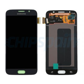 LCD Screen + Touch Screen Digitizer Assembly Samsung Galaxy S6 G920F Black