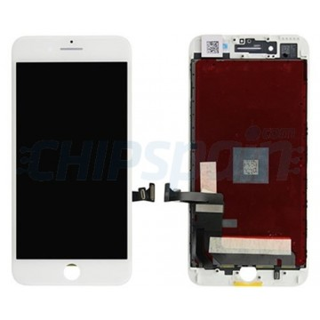 LCD Screen + Touch Screen Digitizer Assembly iPhone 7 Plus White