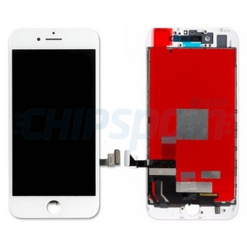 LCD Screen + Touch Screen Digitizer Assembly iPhone 7 White