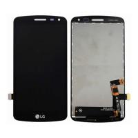 Ecrã Tátil Completo LG K5 X220 Preto