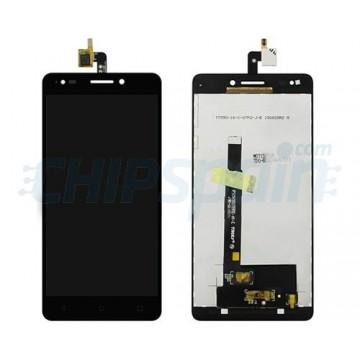LCD Screen + Touch Screen Digitizer Assembly Bq Aquaris M5.5 5K1517 Black