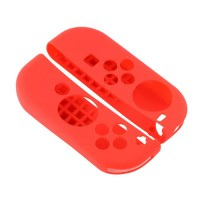 Nintendo Switch Cases Silicone for controls Joy-Con Red