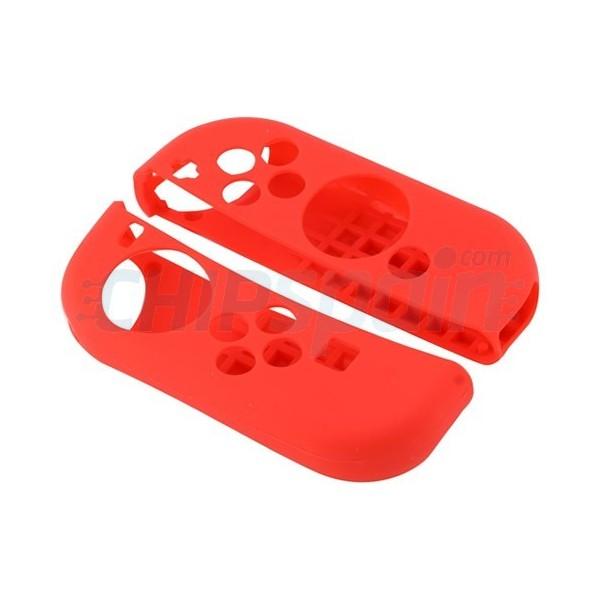 Fundas Nintendo Switch De Silicona Para Mandos Joy Con