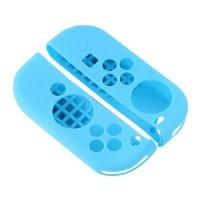 Casos da Nintendo Switch Silicone para controles Joy-Con Azul