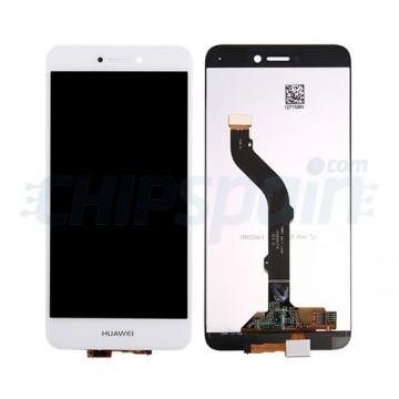 Ecrã Tátil Completo Huawei P8 Lite 2017 / P9 Lite 2017 Branco
