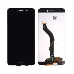 Ecrã Tátil Completo Huawei P8 Lite 2017 / P9 Lite 2017 Preto PRA-LX1 PRA-LX3