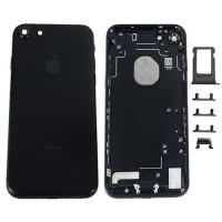 Carcasa Trasera Completa iPhone 7 Negro