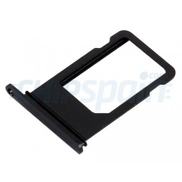 Porta SIM iPhone 7 Plus Negro Brillante