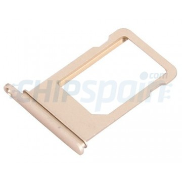 Sim Card Tray iPhone 7 Gold