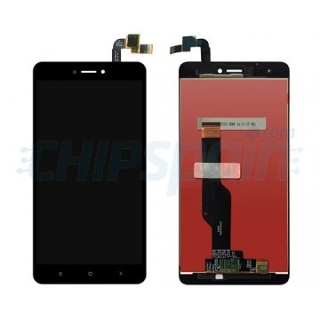 Ecrã Tátil Completo Xiaomi Redmi Note 4X / Note 4 Global Versión Preto