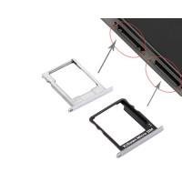 Bandejas Tarjeta SIM y Micro SD Huawei P8 Lite Blanco