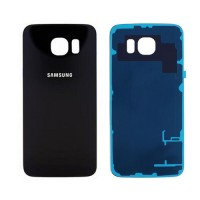 Tampa Traseira Bateria Samsung Galaxy S6 G920F Preto
