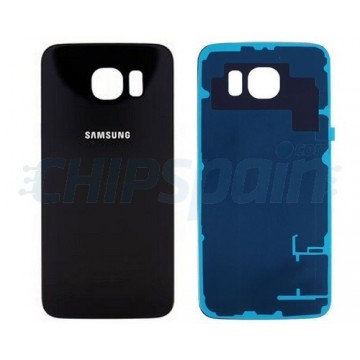 Back Cover Battery Samsung Galaxy S6 G920F Black