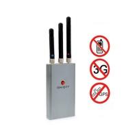 Inhibidor de Frecuencia GSM/3G/DCS para Móviles
