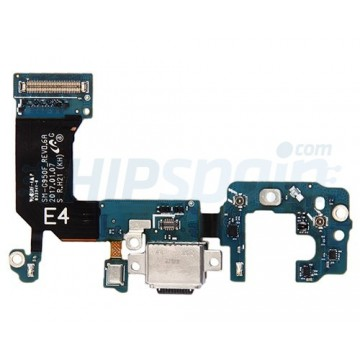 Charging Port and Microphone Ribbon Flex Cable Samsung Galaxy S8 G950F