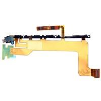 Flex Botones Laterales y Vibrador Sony Xperia XZ F8331 F8332