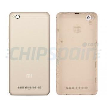Carcasa Trasera Xiaomi Redmi 4A Oro