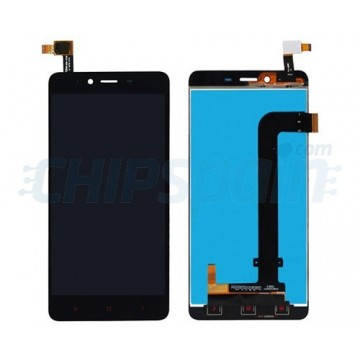 LCD Screen + Touch Screen Digitizer Assembly Xiaomi Redmi Note 2 Black