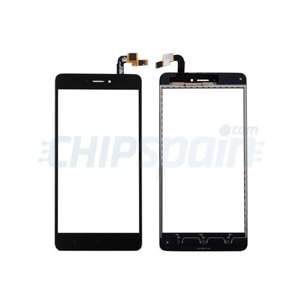 Pantalla T 225 Ctil Xiaomi Redmi Note 4x Negro