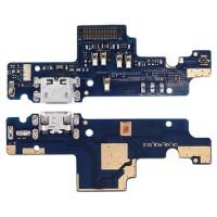 Connector Flex Carregamento e Microfone Xiaomi Redmi Note 4X