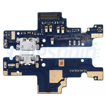 Connector Flex Carregamento e Microfone Xiaomi Redmi Note 4X / Note 4 Global Version