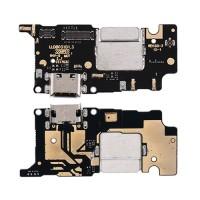 Connector Flex Carregamento e Microfone Xiaomi Mi5c