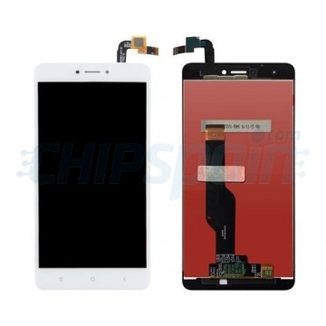 LCD Screen + Touch Screen Digitizer Assembly Xiaomi Redmi Note 4X / Note 4 Global Versión White