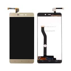 Pantalla Xiaomi Redmi 4 Pro / Xiaomi Redmi 4 Prime Completa Oro