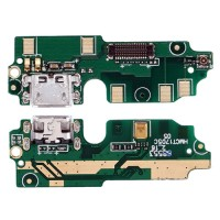 Placa con Conector Carga Micro USB y Micrófono Xiaomi Redmi 4 Pro