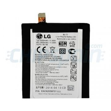 Batería LG G2 BL-T7 3000mAh